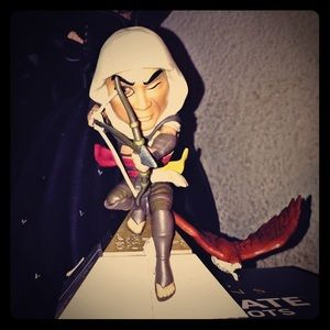 Assassins Creed Ba Yek figure